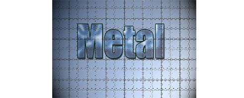 Metal ဒီဇီုင္းတစ္ခုကို ဖန္တီးျခင္း (3)