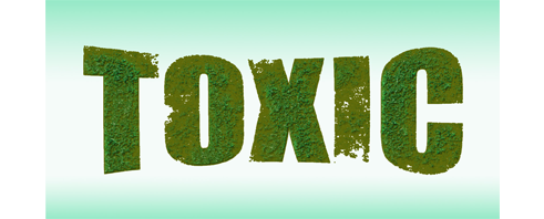 Toxic Text Effect တစ္ခုကို ဖန္တီးျခင္း (1)